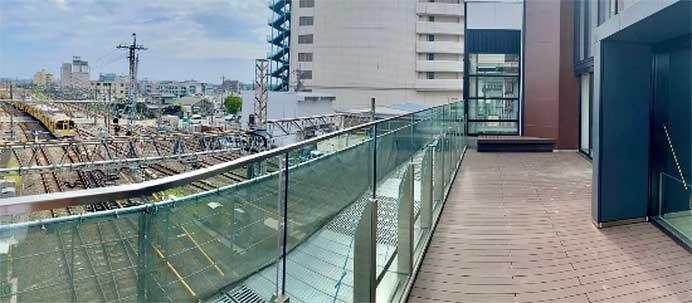 西武,9月2日に所沢駅東口駅ビル「グランエミオ所沢」の第II期が開業