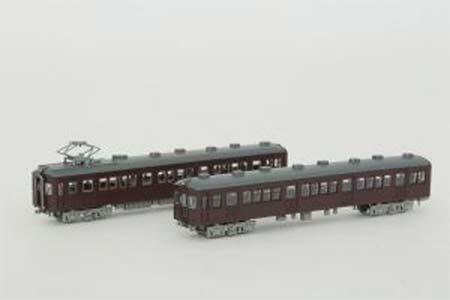 鉄道コレクション「東武鉄道7820型2両セット(初期タイプ・茶色)H」を発売