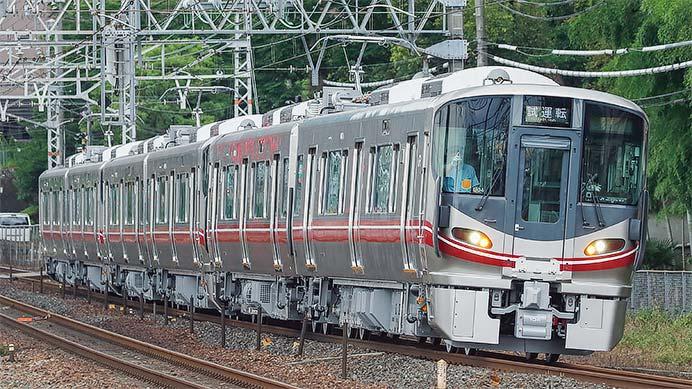 521系100番台U04・U05・U06編成が登場