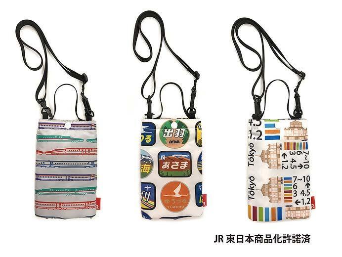 ROOTOTE,新幹線・ヘッドマーク・東京駅をモチーフとした「ボトッシュ」を発売