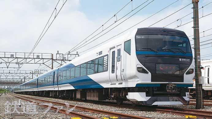 JR東日本E257系2000番台