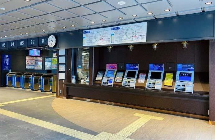 東京モノレール,大井競馬場前駅をリニューアルオープン