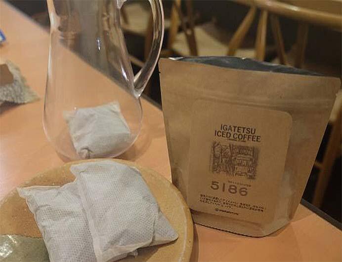 伊賀鉄道「IGATETSU ICED COFFEE」発売
