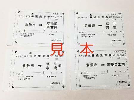水島臨海鉄道,「エアー Go To トラベルキャンペーン」で乗車券類を郵送販売