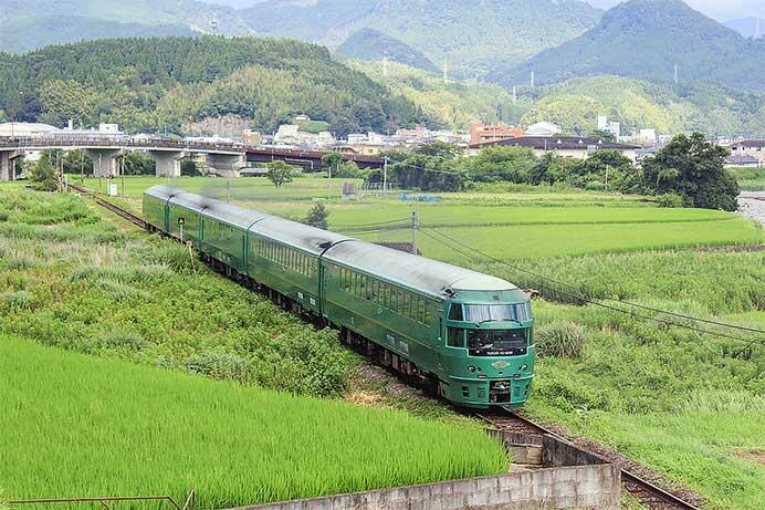 久大本線 日田—豊後森間の運転が再開される