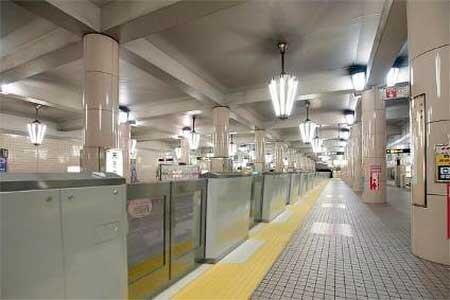 御堂筋線全駅・四つ橋線大国町駅に可動式ホーム柵を設置