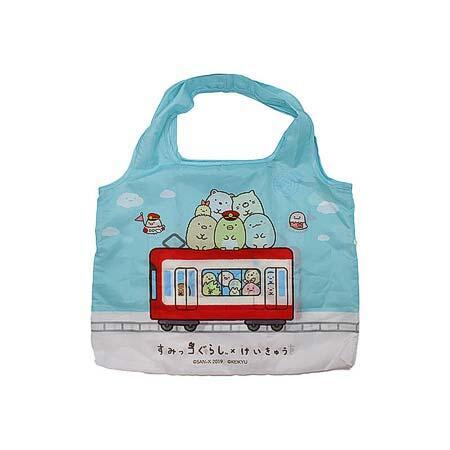 京急「すみっコぐらし×けいきゅうショッピングバッグ」発売