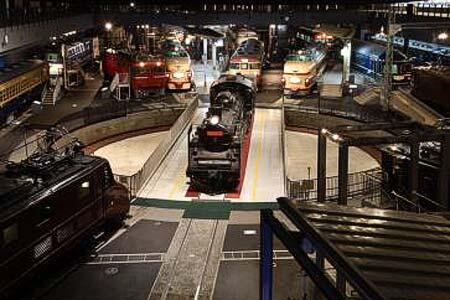 鉄道博物館,一部展示施設の公開を9月2日から再開