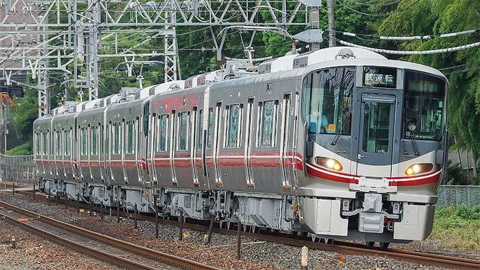 521系100番台U10・U11・U12編成が登場