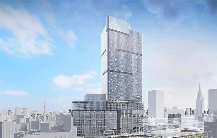 小田急・東京メトロ,新宿駅西口地区の開発計画を発表