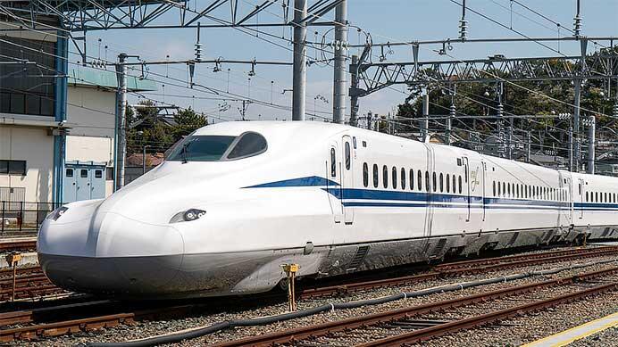 東芝インフラシステムズ,新幹線「N700S」量産車向けにバッテリ装置などを納入
