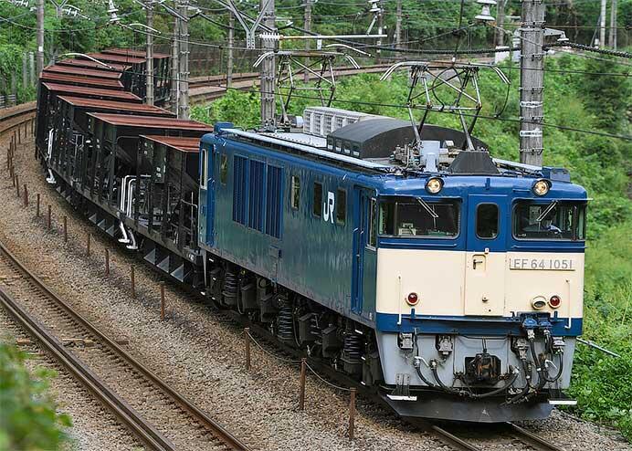 ホキ800形9両が長野総合車両センターへ