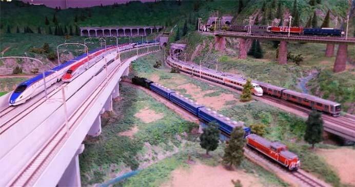 鉄道博物館,鉄道ジオラマの新解説プログラム「あつまれ!てっぱくジオラマオールスターズ!!」を開始