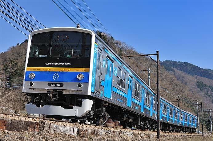 「電車で巡る 富士急フリーきっぷ」「富士急親子電車ふれあいきっぷ」発売