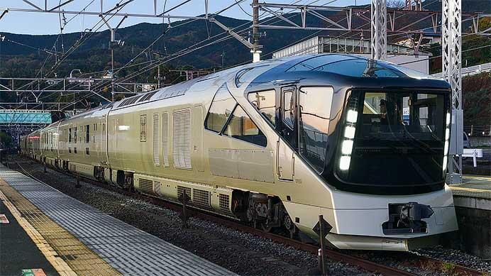 「TRAIN SUITE 四季島」冬の1泊2日コースの運転開始