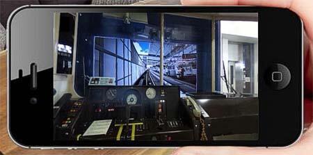 東急,「電車とバスの博物館」 ARアプリを期間限定で配信
