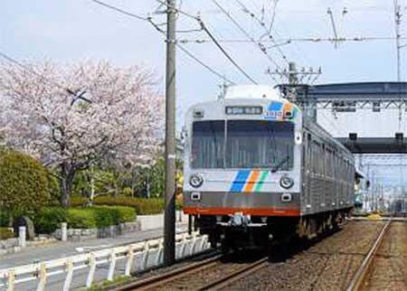 静岡鉄道,1000形1009号・1010号を譲渡