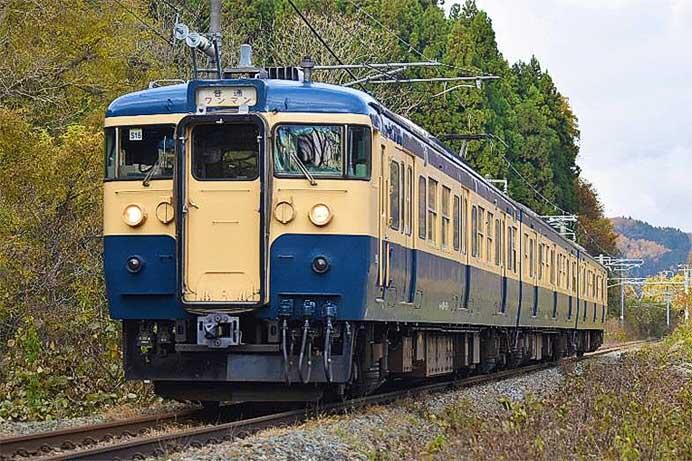 しなの鉄道,115系2編成(S16・S26編成)の引退を発表
