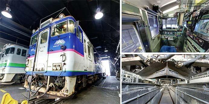 JR北海道,キハ40-353号(優駿浪漫カラー)のVR画像を公開