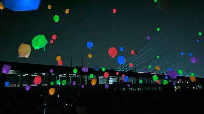 JR九州,「流れ星新幹線」スペシャルムービーを公開