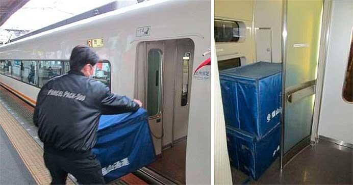 近鉄・福山通運,「アーバンライナー」を使用した貨客混載事業を実施へ