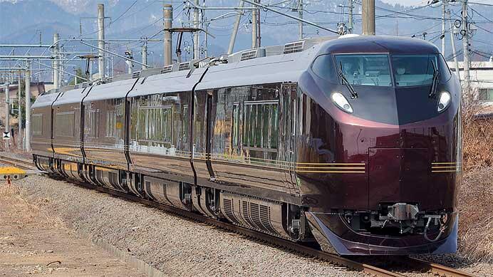 E655系が秋田—青森間で営業運転される
