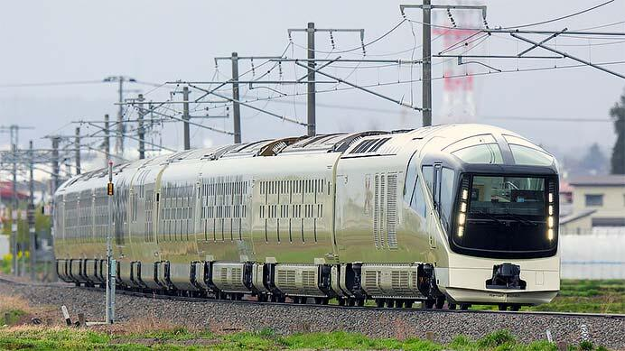 「TRAIN SUITE 四季島」,2021年度の運転が始まる