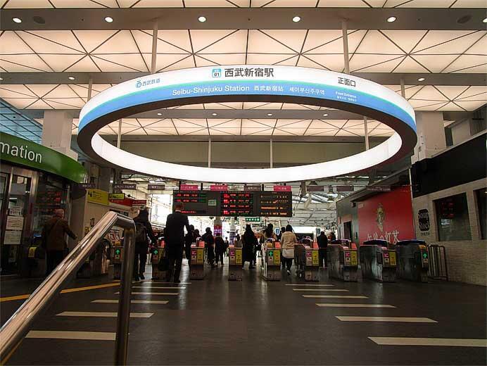 西武,西武新宿駅と丸ノ内線新宿駅をつなぐ地下通路の整備に向けた検討・協議を開始