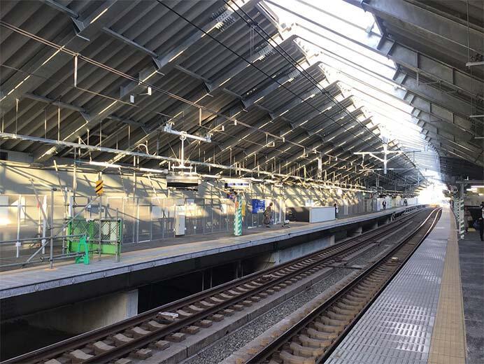 相鉄,2021年度の設備投資計画を発表