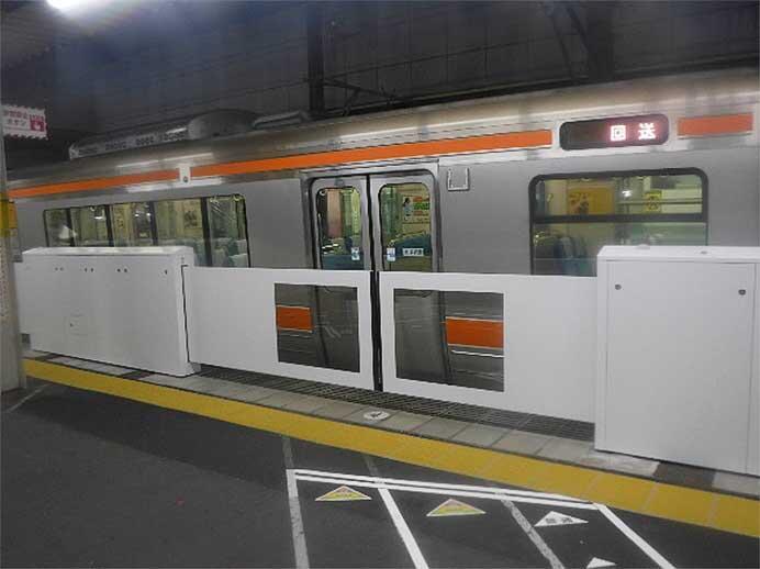 JR東海,名古屋駅5・6番線ホームに可動柵を設置へ