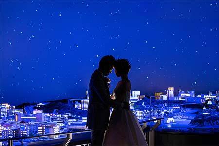小田急,ロマンスカーミュージアムで「Romancecar Photo Wedding」をスタート