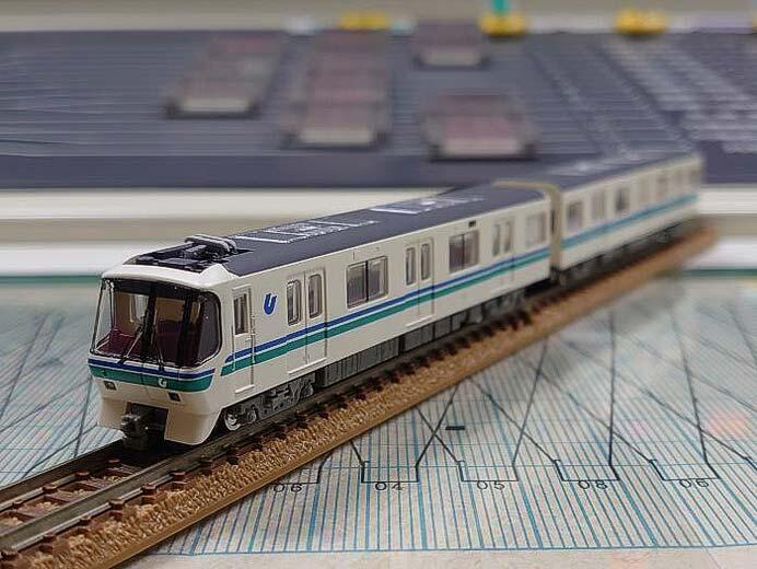 鉄道コレクション「神戸市営地下鉄海岸線5000形2両セット」発売