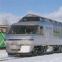 JR北海道,「クリスタルエクスプレス トマム&サホロ」の引退を発表