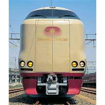 """JR西日本,「e5489」での""""サンライズ瀬戸""""・""""サンライズ出雲""""ノビノビ座席の取り扱いを開始"""