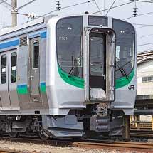 仙台空港アクセス線,3月14日のダイヤ改正で輸送力を増強