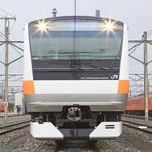 E233系0番台トイレ設置車両,5月27日から運転開始使用開始は2019年度末から