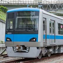 小田急,「回生電力貯蔵装置」による列車自力走行試験を実施