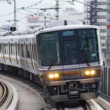 JR西日本おおさか東線経由「直通快速」運転開始