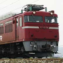 EF81 76,北陸で運用開始