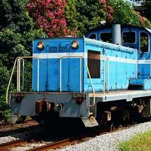 シキ611B1使用の特大貨物列車運転