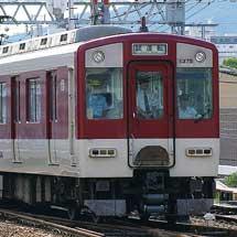 近鉄1252系,阪神線内で試運転