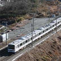 「MUE-Train」中央線で試運転開始