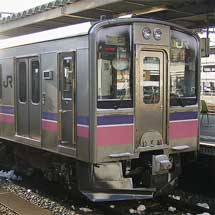 701系5000番台に小変化