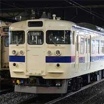 もと勝田車両センターK620編成が鹿児島総合車両所を出場