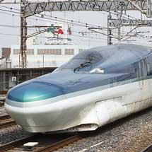 E954形「FASTECH360S」,熊谷以北に入線