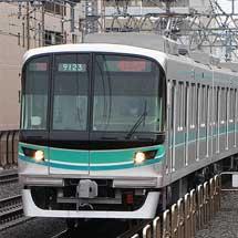 東京メトロ9000系5次車が営業運転を開始