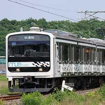 「MUE-Train」が日光線・東北本線で試運転