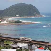 もと高千穂鉄道TR201,試運転を実施