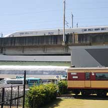 0系新幹線,鉄道博物館展示棟へ移動
