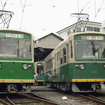 京福電鉄『500形連結貸切列車で行く嵐山駅電車撮影会』開催